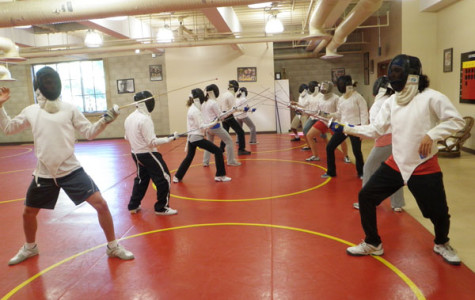 "Fencing team gets ""En Garde"" for season (Slideshow)"