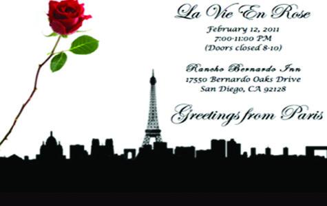 Winter Formal: La Vie en Rose