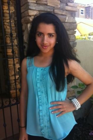 Nicole Lobo, Editor-in-Chief