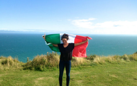 Uni grad becomes 1st Italian woman to swim English Channel