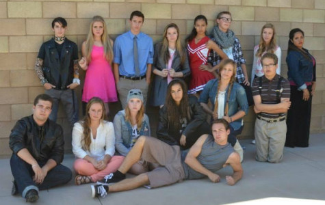 Godspell opens Nov. 8th, explores high school themes