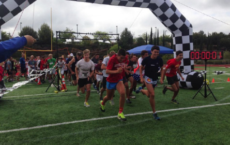 Dons alumni, students dash through 5k Run/Walk