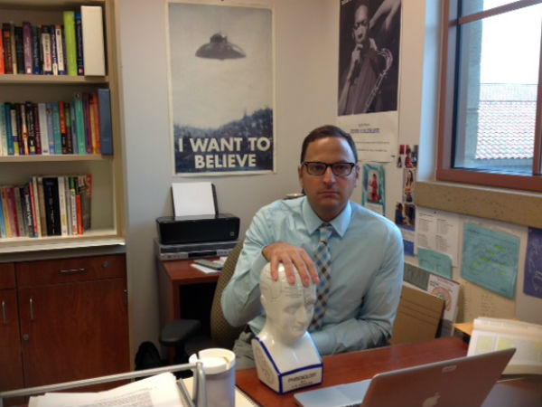 El Cid : Award-winning AP Psychology teacher Mr. Frank Caro joins ...