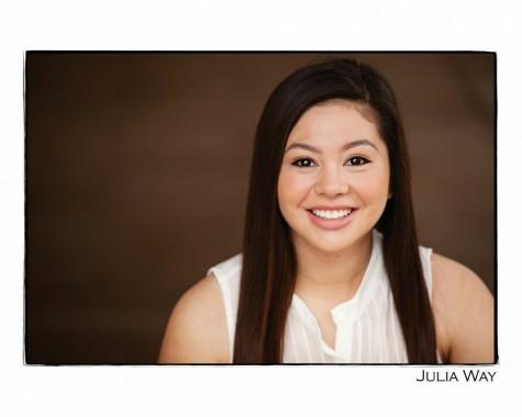 Julia Way, Staff Writer