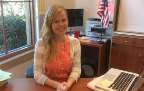 Ms. Marie Lopez transitions from youth ministry to teaching high school