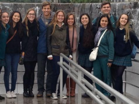 "CCHS students visit Argentina, have ""trip of a lifetime"""