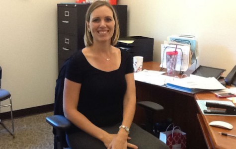 Mrs. Roxanne Benson joins CCHS counseling department