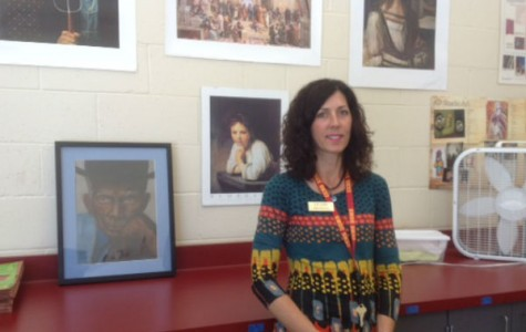 "Mrs. Mary DeClerq strives for a ""fulfilling"" teaching experience"