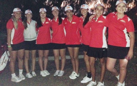 Girls' Golf tees off into a successful season