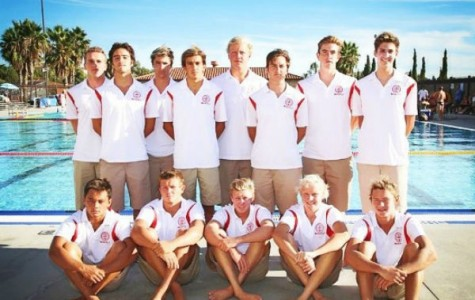 Varsity boys' water polo team works for CIF championship title