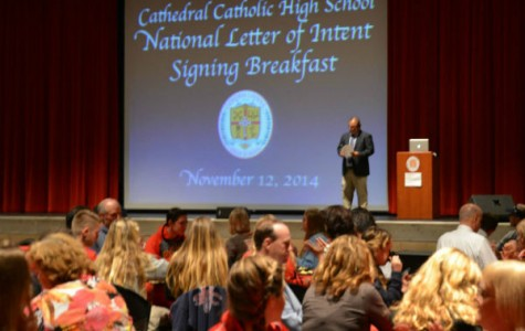 Nineteen CCHS seniors sign Letters of Intent