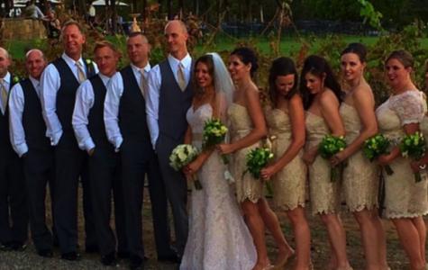 "Ms. Kristy Bormann got married, now ""Mrs. Johnson!"""