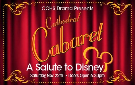"CCHS Drama presents ""A Salute to Disney"" Cabaret"