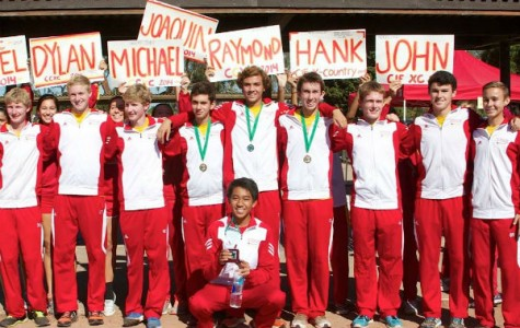 Varsity boys cross-country wraps up successful season