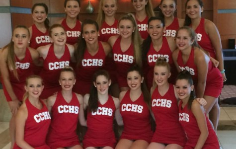 Dance team prepares for Jingle Ball performance