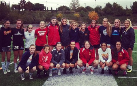 Lady Dons Soccer ranked first in preseason, look towards CIF