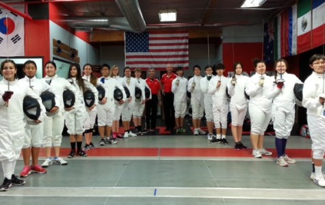 Varsity Fencing hopes to build a team for the future