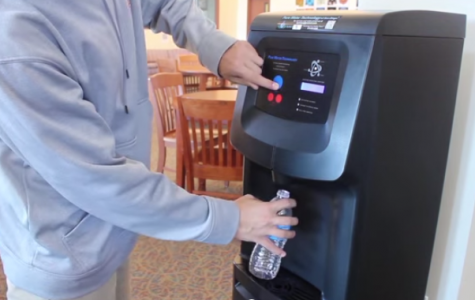 "New ""hydration stations"" work towards going green"