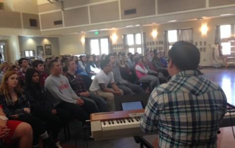 "Juniors ""Build the Kingdom,"" strengthen spiritual lives on retreat"