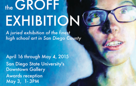 Prestigious Groff Exhibition showcases students' artistic talent