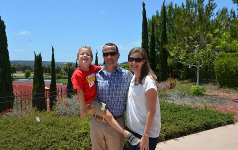 Catholic education, community important to new principal Mr. Kevin Calkins
