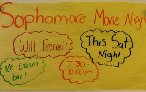 ASB hosts sophomore movie night at Alumni Park tomorrow
