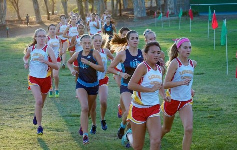 Varsity Girls Cross Country feels prepared for season ahead
