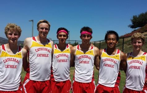 Boys cross country team 'sprinting towards success'