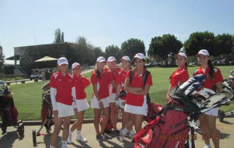 Girls Varsity A Golf team anticipates success, strategizes for upcoming season