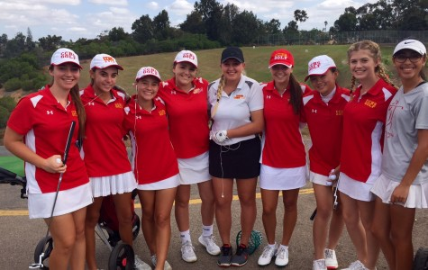 Lady Don golfers swing to success at City Conference Tournament