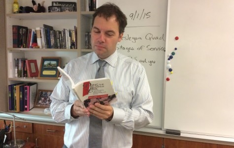 New campus ministry service teacher applies lessons from the Gospel in personal endeavors and at CCHS