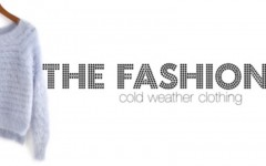The Fashion File: cold weather clothing