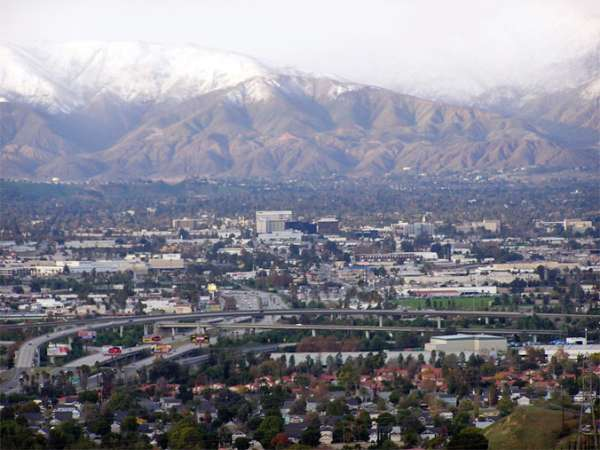 San Bernardino, California is a city located in the Riverside-San Bernardino metropolitan area and was the target of a mass shooting by extremists on Dec. 2.
