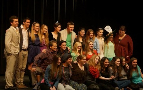Playwrights' Festival showcases CCHS theatrical talent