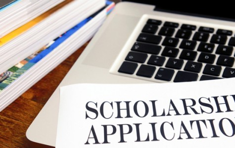 Students seek scholarships to cover cost of college