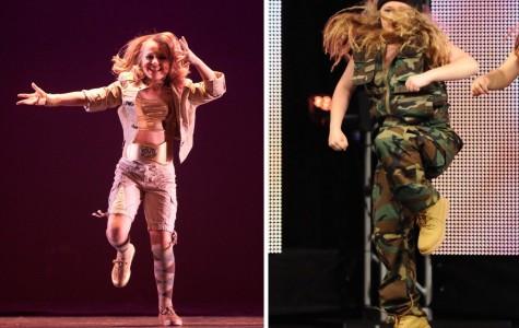 "HOC: ""Dancing literally saved my life…"""