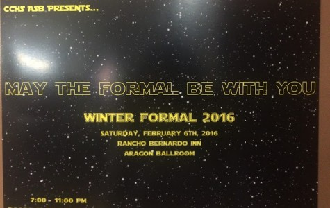 Star Wars hype influences upcoming Winter Formal