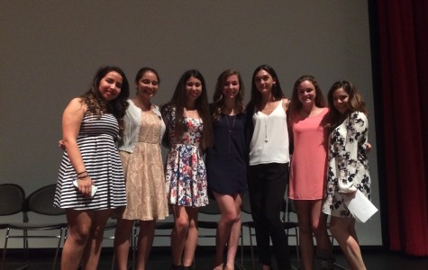 NHS honors newest members and student leaders