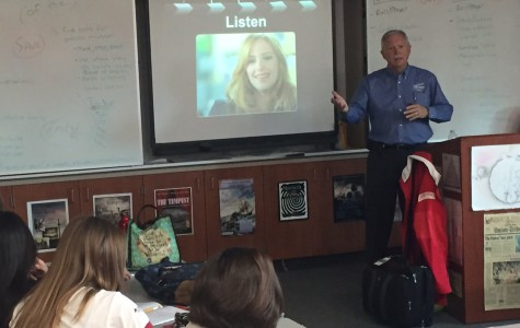 Veteran CNN reporter enlightens CCHS students about professional journalism