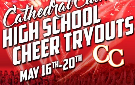 Cheer tryouts set for Friday, May 20
