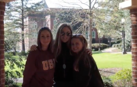 Traveling with El Syd: seniors hit the road to college