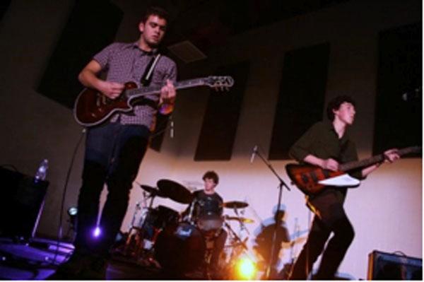 Three CC Bands