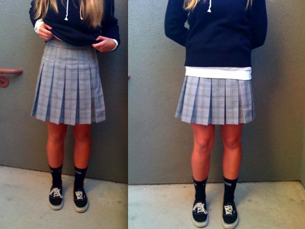 258523931b Students help choose new uniform options – El Cid