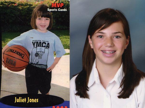 Freshman makes varsity girls basketball