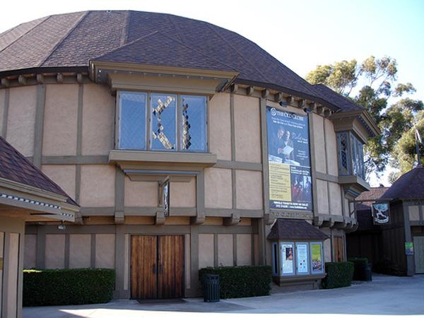 Two drama students in semi-finals at Globe Theater