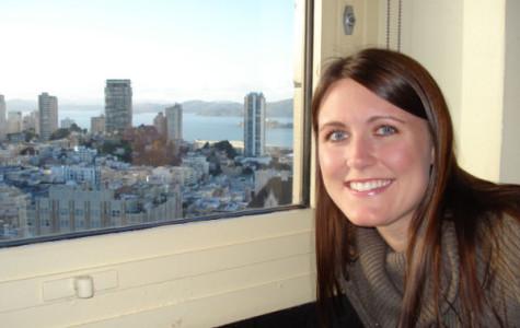 New English teacher Mrs. Balelo welcomed at CCHS