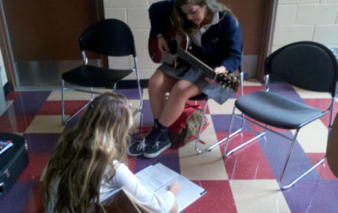 Mr. Foley says Guitar class changes lives