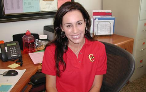 New Counselor Mrs. Julianne Velasco uncovers options