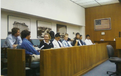 Government students witness justice in action