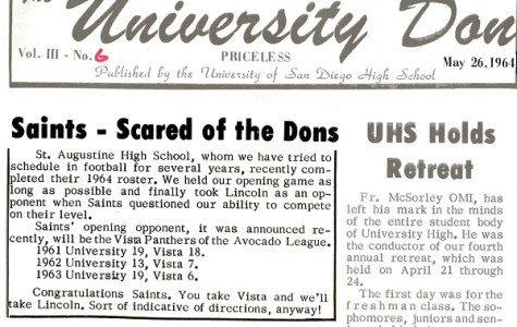 "A history of the Dons-Saints ""Holy Bowl"" rivalry"